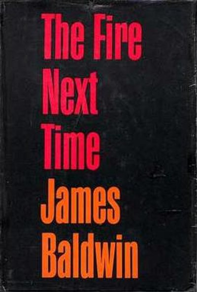 Picture of a book: The Fire Next Time