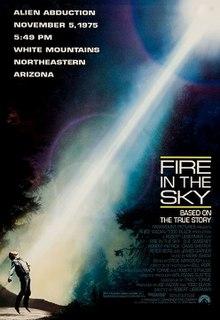 220px Fire in the sky poster 6 Film tentang UFO yang Perlu Anda Tonton Lagi