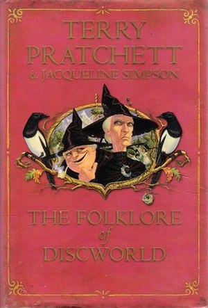 Discworld (world) - Image: Folklore of Discworld