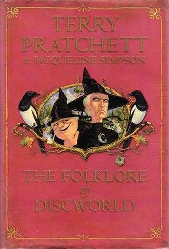 Discworld (world) - Image: Folklore of Discworld