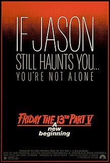 <i>Friday the 13th: A New Beginning</i>