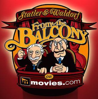 Statler and Waldorf: From the Balcony - Image: From The Balcony Logo