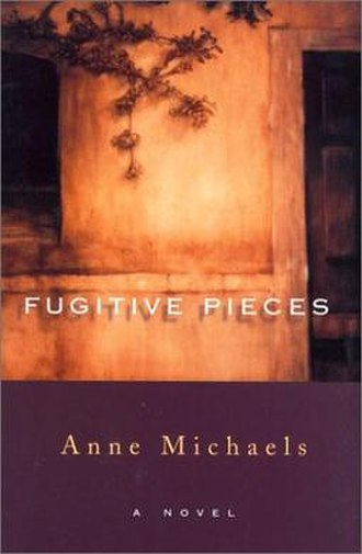 Fugitive Pieces - First Edition Cover