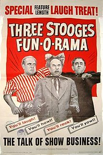 <i>Three Stooges Fun-O-Rama</i> 1959 film by Jules White