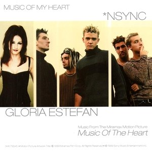 Music of My Heart - Image: Gloria Estefan Music of my Heart Single