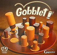 Cover of the Gobblet box.