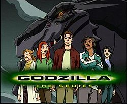 Godzilla The Series Wikipedia