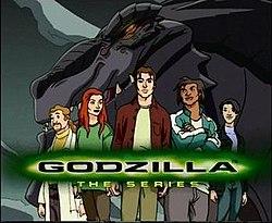 Годзилла / Godzilla: The Series / Сезон: 1, 2 из 2/ Серии: 1-40 из 40 (Дэвид Хартман, Сэм Лью / David Hartman, Sam Liu) [1998, приключения, фантастика, DVDRemux] Dub (СТС) + Original