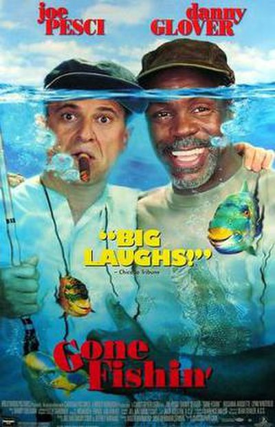 Picture of a movie: Gone Fishing