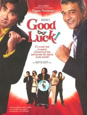 Good Luck! - Theatrical release poster