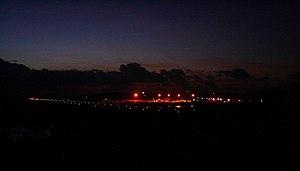 Maurice Bishop International Airport - Image: Grenada Airport Feb 18 2009