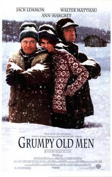 DVD Cover Image - Grumpy Old Men