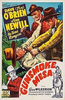 <i>Gunsmoke Mesa</i> film directed by Harry L. Fraser
