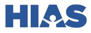 HIAS - Image: HIAS logo only RBG lores