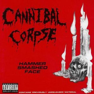 Hammer Smashed Face - Image: Hammer Smashed Face single