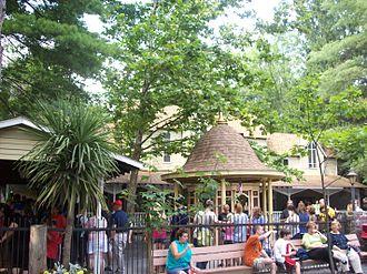 Knoebels Amusement Resort - The award-winning Haunted Mansion Dark ride
