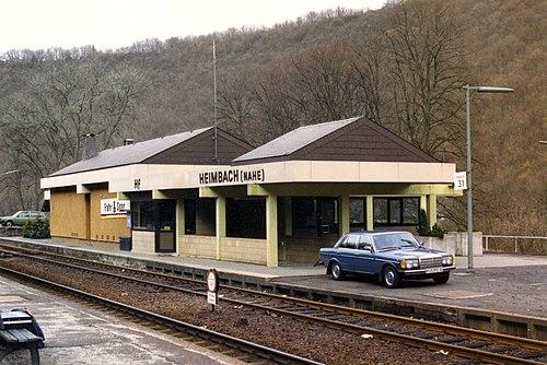 Nearest Service Station >> Heimbach (Nahe) - Wikipedia