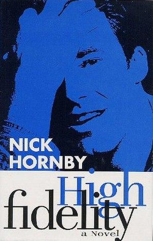 High Fidelity (novel) - First edition
