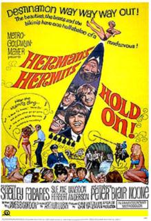 <i>Hold On!</i> (film) 1966 musical film directed by Arthur Lubin