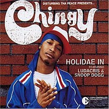 Chingy featuring Ludacris and Snoop Dogg — Holidae In (studio acapella)