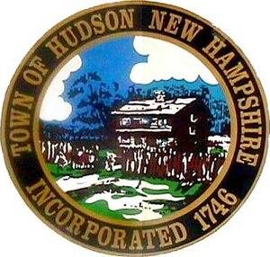 Hudson, New Hampshire - Image: Hudson Seal