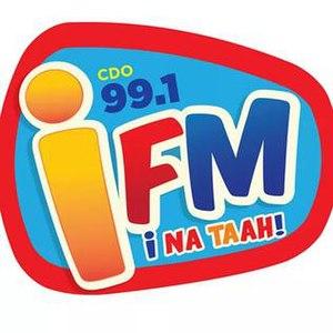 DXVM - Image: IFM Cagayan de Oro Logo