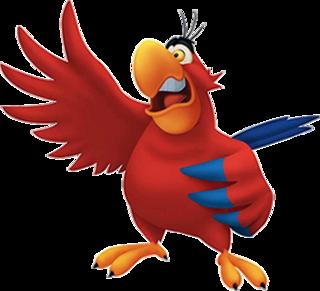 Iago (Disney) Fictional character in Disneys Aladdin franchise