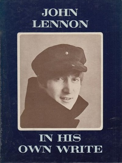 Picture of an author: John Lennon