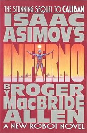Isaac Asimov's Inferno - First US edition
