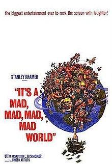 It's a Mad, Mad, Mad, Mad World (1963) theatrical poster.jpg