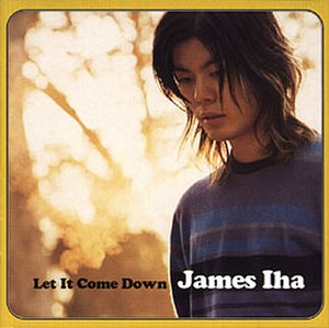 Let It Come Down (James Iha album) - Image: James Iha Let It Come Down