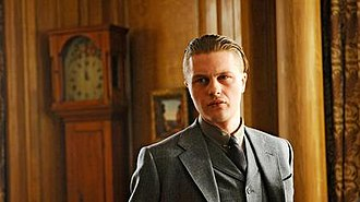 "Jimmy Darmody - Jimmy Darmody in a promo image for the season 1 episode ""Belle Femme""."