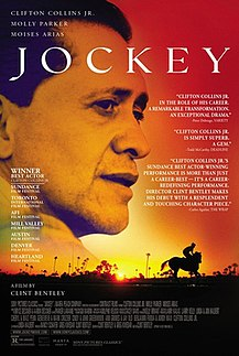 <i>Jockey</i> (film) 2021 drama film