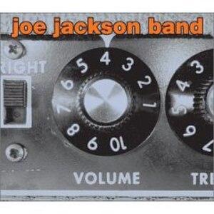 Volume 4 (Joe Jackson album) - Image: Joe Jackson Volume 4