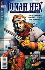 Cover To Jonah Hex Riders Of The Worm And Such 4 Featuring The Autumn Brothers Art By Timothy Truman