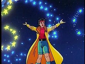 Jubilee (comics) - Jubilee starred in the X-Men animated series.