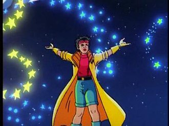 Jubilee (comics) - Jubilee starred in the X-Men animated series.