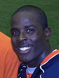 Juice Williams at the 2007 Fighting Illini Fan Appreciation Day