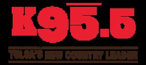 KWEN - Image: KWEN K95.5 logo