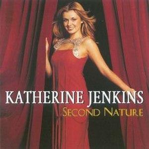 Second Nature (Katherine Jenkins album) - Image: Katherine Jenkins Second Nature