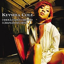 Keyshia Cole — I Should Have Cheated (studio acapella)