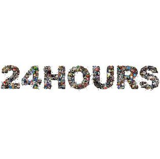 24 Hours (album) - Image: Kleptones, The 24 Hours