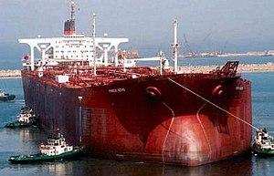 Seawise Giant - Image: Knock Nevis