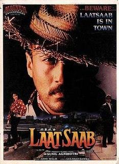 <i>Laat Saab</i> 1992 film by Sunil Agnihotri
