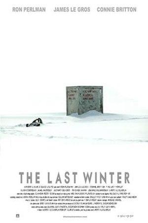 The Last Winter (2006 film) - Image: Lastwinter