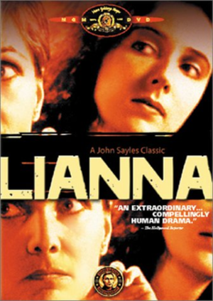 Lianna - DVD release cover