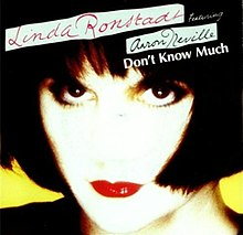 Linda Ronstadt Don't Know Much.jpg