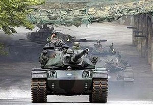 Image of Republic of China Army (Taiwan) M60A3 MBT