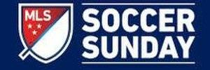 MLS Soccer Sunday - Image: MLS Soccer Sunday