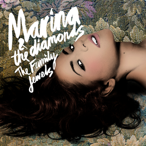 The Family Jewels (Marina and the Diamonds album) - Image: Marina and the Diamonds The Family Jewels